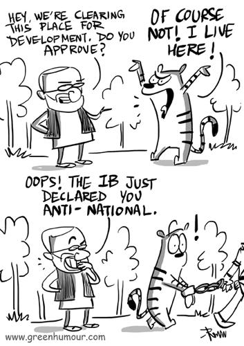 Green Humour: June 2014