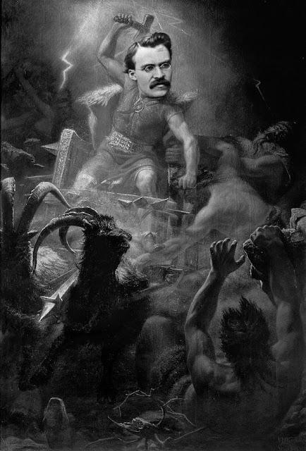 Nietzsche: Il crepuscolo degli idoli