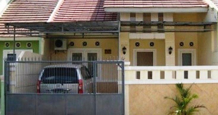 Model Pagar Tembok Rumah Minimalis Type 36 Rumah Joglo Limasan Work