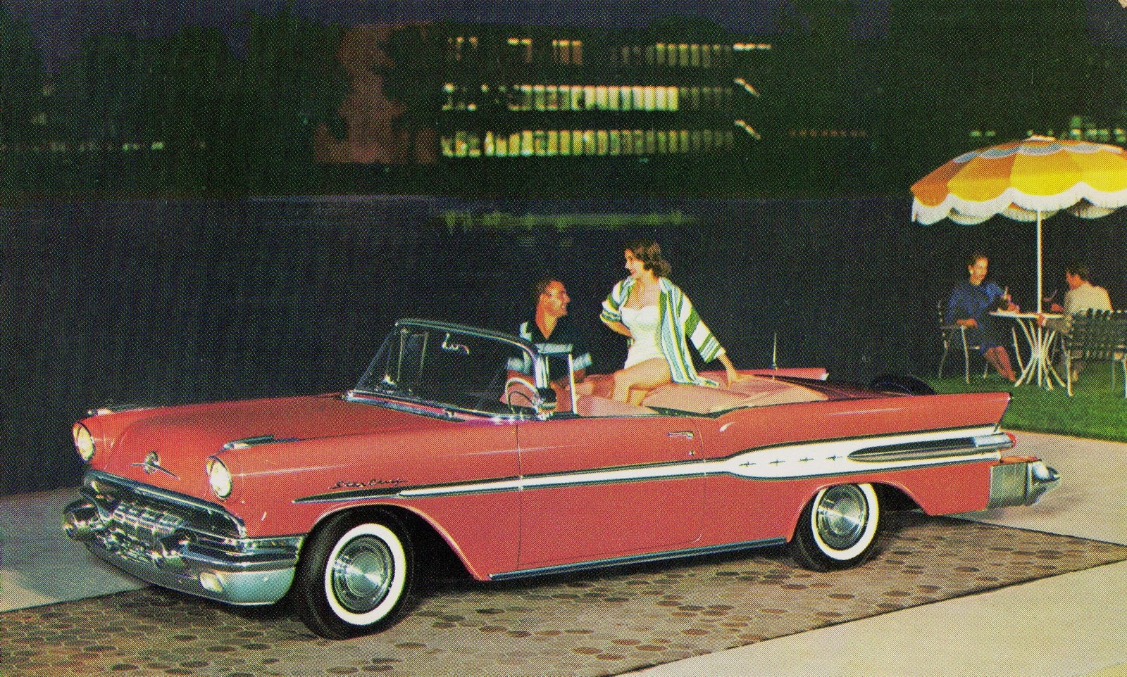 1957 Pontiac Star Chief Vintage Cars Ads 1950 Convertible