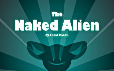 The Naked Alien - Jeu de Plateforme sur PC