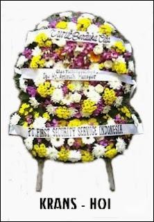 Jual Karangan Bunga Krans Di Alam Sutera