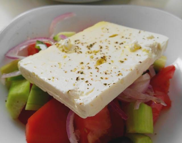 salade grecque kargas