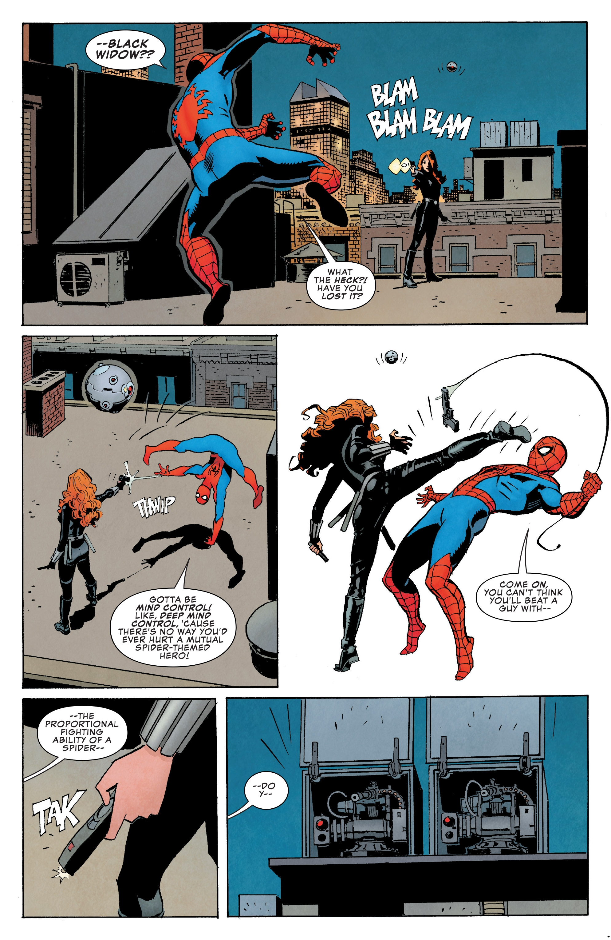 Read online Peter Parker: The Spectacular Spider-Man comic -  Issue #1 - 23