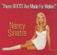 These Boots Are Made for Walkin' (Nancy Sinatra)