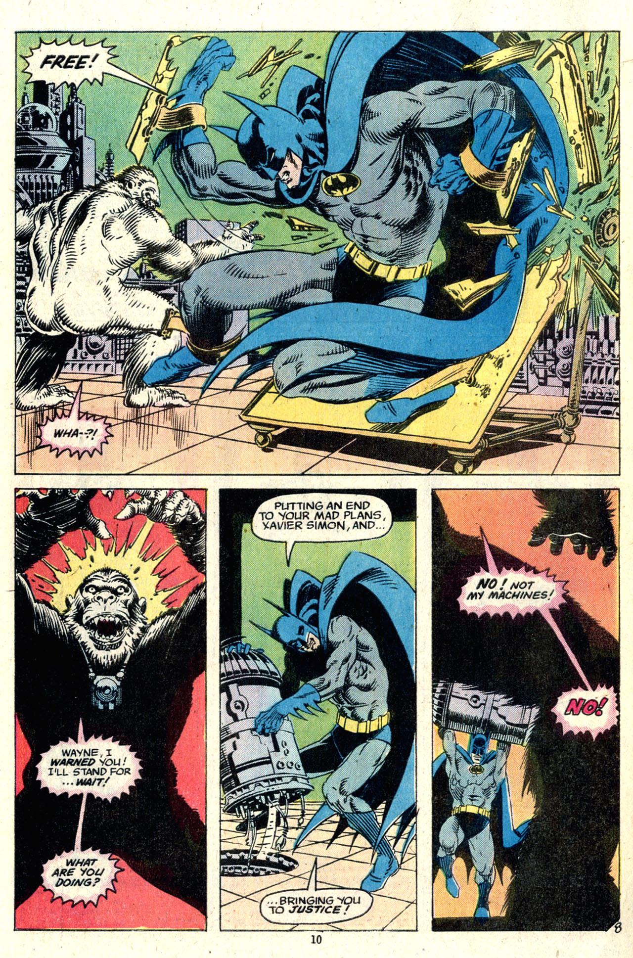 Detective Comics (1937) 482 Page 10