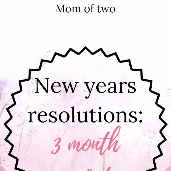 New Years Resolutions: 3 Month Update