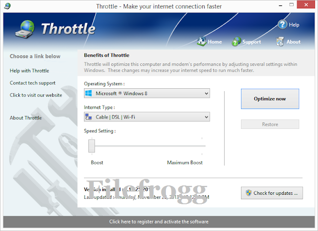PGWare Throttle 8 Full Keygen