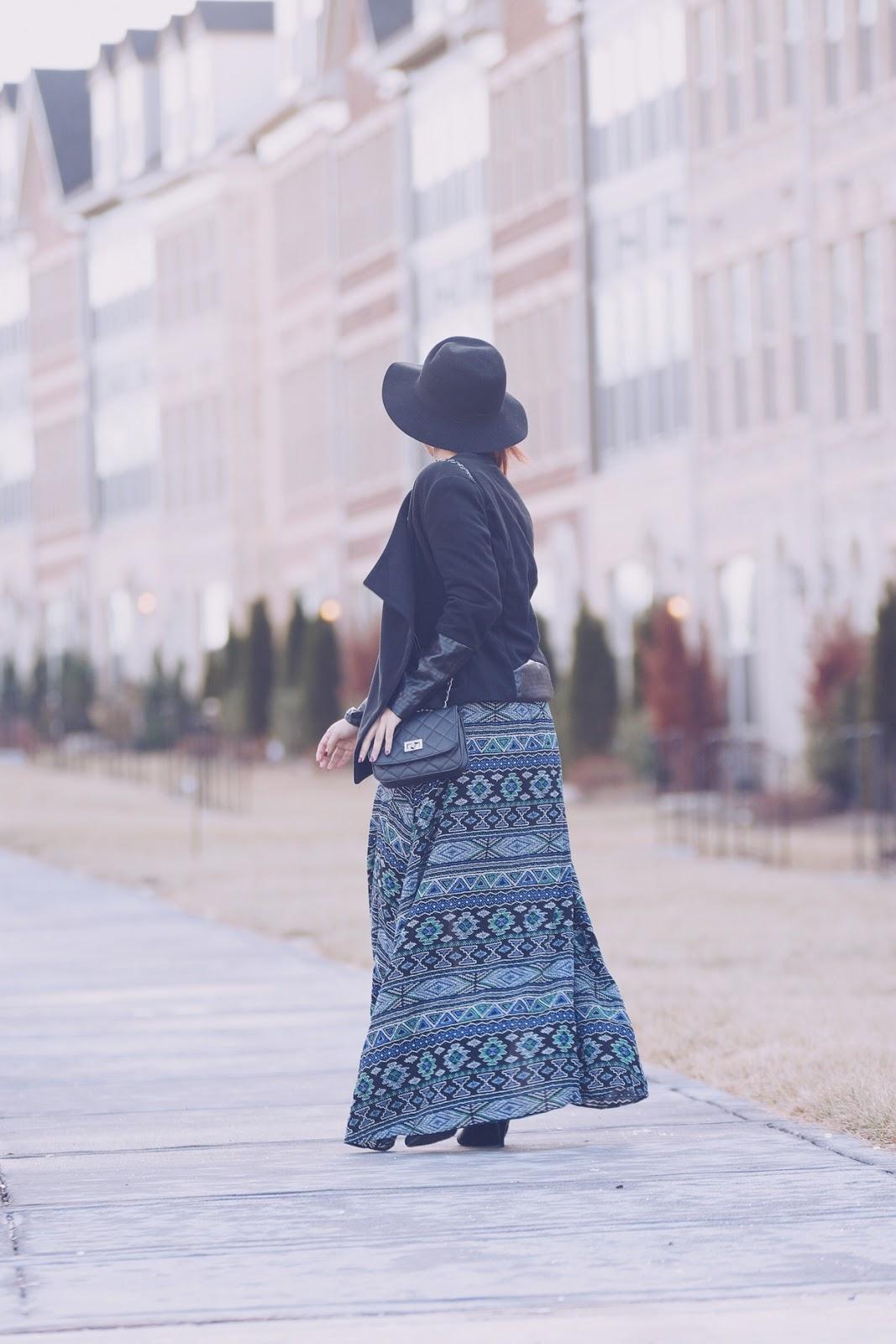 Monday In A Wrap Dress by Mari Estilo