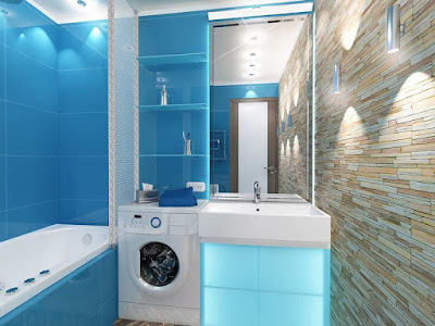 Best bathroom color ideas and trends 2019, bathroom tile design 2019