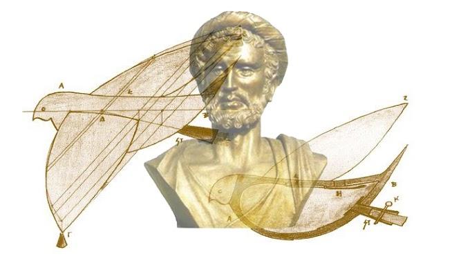 Το πρώτο ρομπότ στην ιστορία της ανθρωπότητας από αρχαίο Έλληνα μαθηματικό