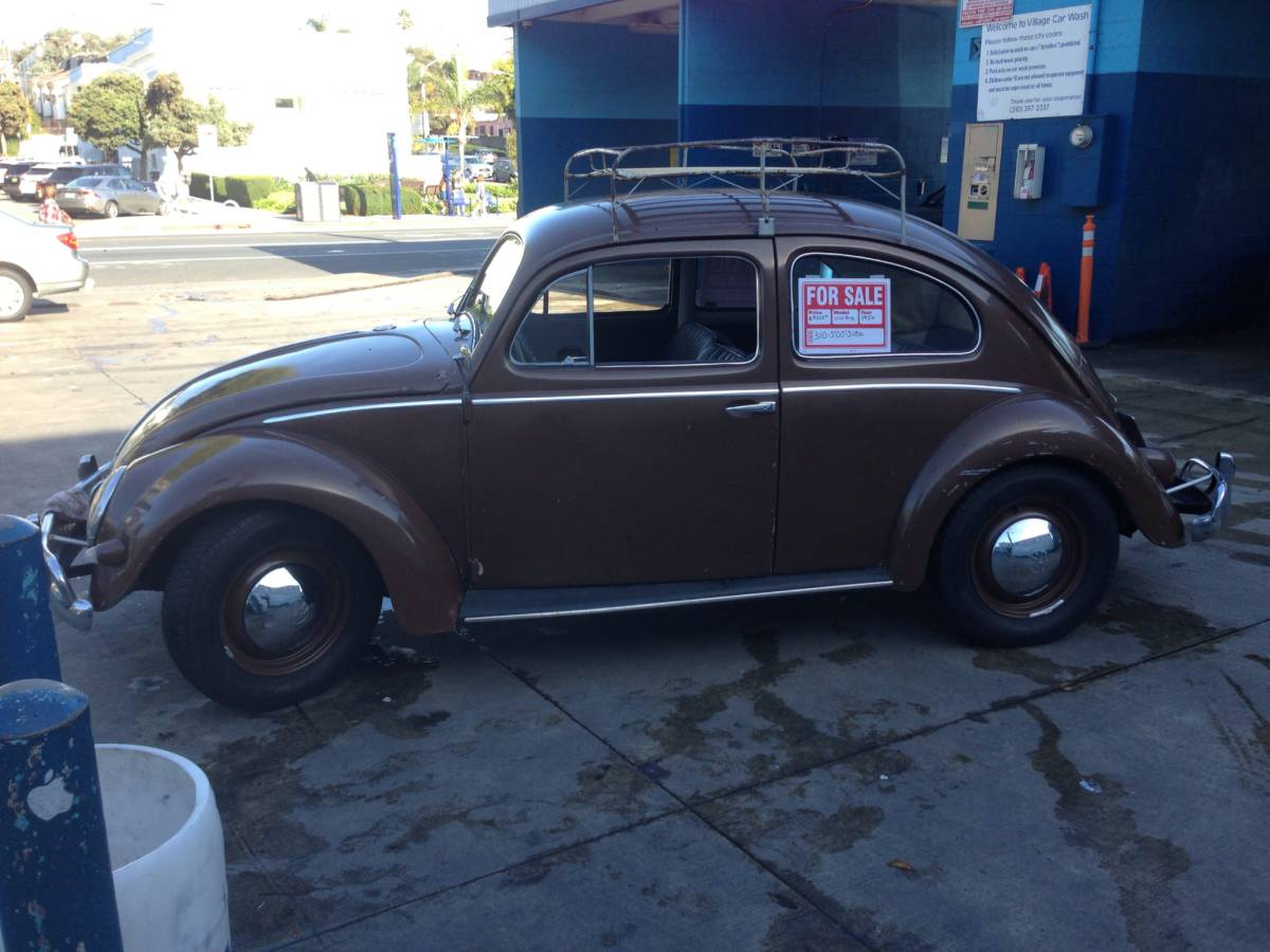 Daily Turismo: 1956 Volkswagen Beetle