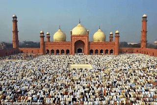 Research says Islam will be world's most popular religion by 2070