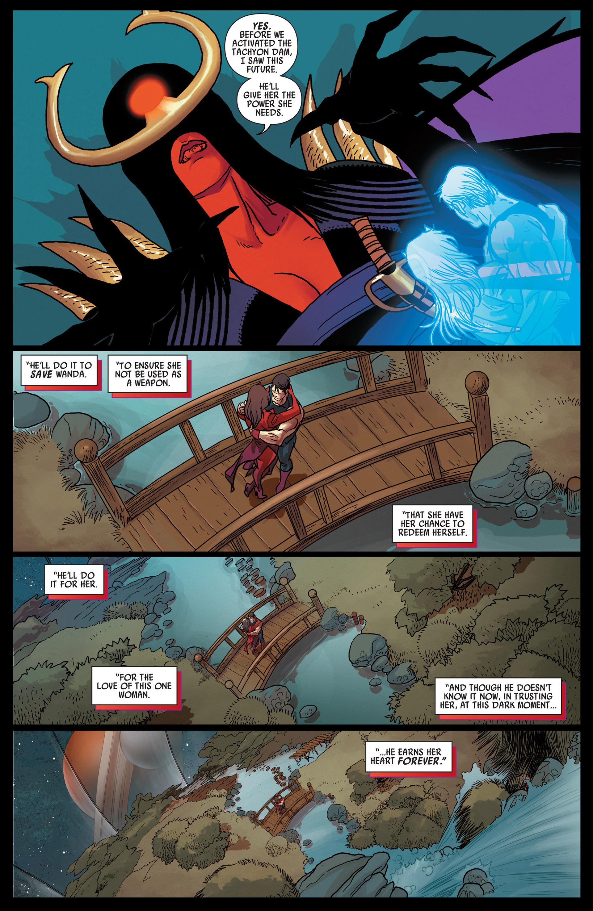 Read online Uncanny Avengers (2012) comic -  Issue #12 - 19