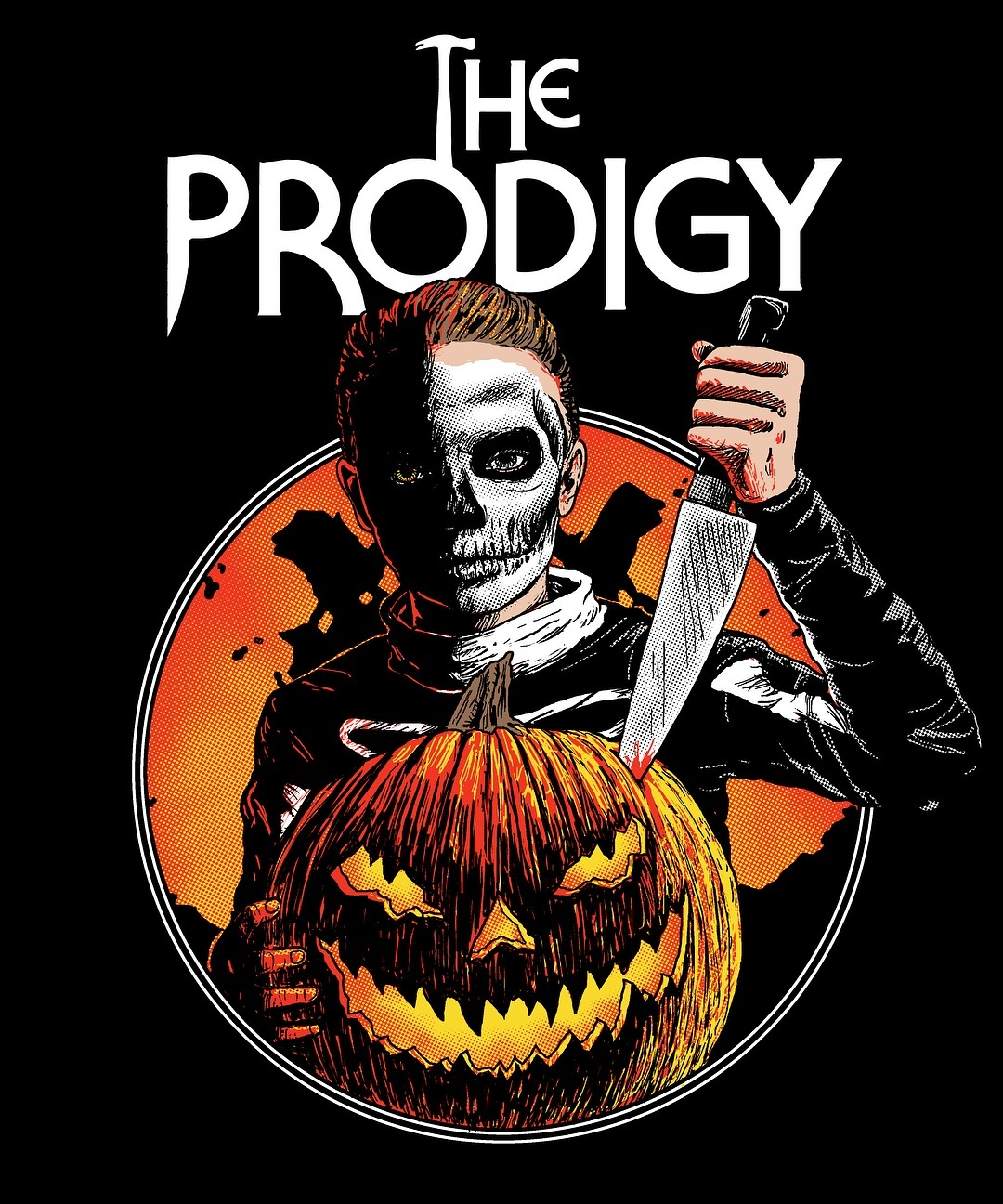 c510ba0e Cavity Colors partnered with ORION PICTURES to commemorate the theatrical  release of THE PRODIGY. There's an image of Miles in the film, with his  skull face ...