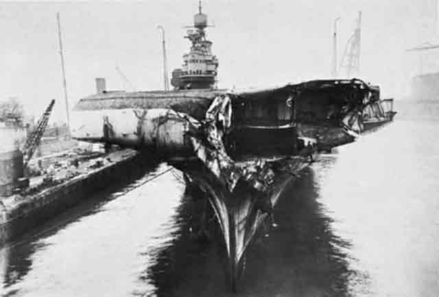 HMS Illustrious, 16 December 1941 worldwartwo.filminspector.com