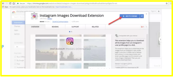 How to Download Any Picture From Instagram Profile