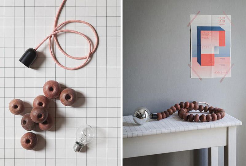 idee per decorare i cavi elettrici