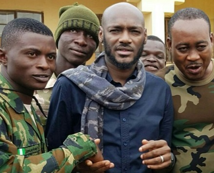 Tuface-visits-soldiers-Internally-Displaced-Persons-Borno-state