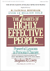 The 7 Habits of Highly Effective People Free PDF Book Download