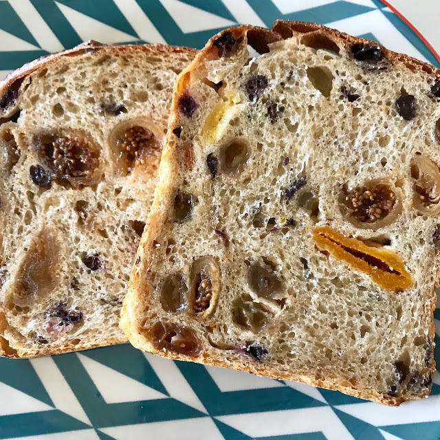 Woodfrog Bakery, Kew, fruit loaf
