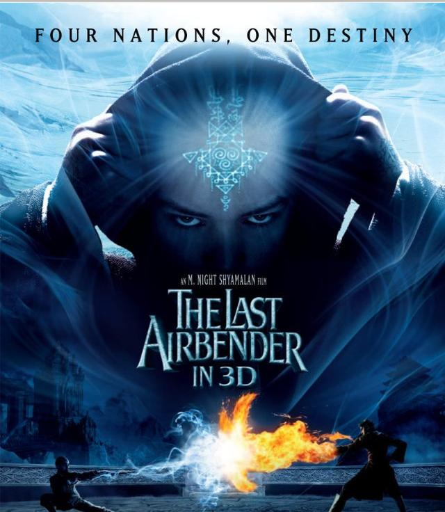 Avatar Movie Poster: My Corner Of Life And Reviews.: The Last Airbender Movie