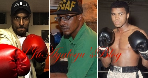 """I can only afford water, can't afford to eat"" – Muhammad Ali's son cries out"