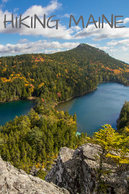 Travel the World: Maine's hiking options include a unique hiking challenge, the Moosehead Pinnacle Pursuit, with six mountain peaks to conquer in the Moosehead Lake region.