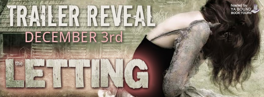 The Letting by Cathrine Goldstein Trailer Reveal!!!!!!