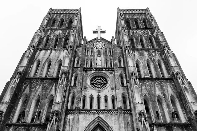 Hanoi Cathedral – One Of Hanoi Famous Architecture 1