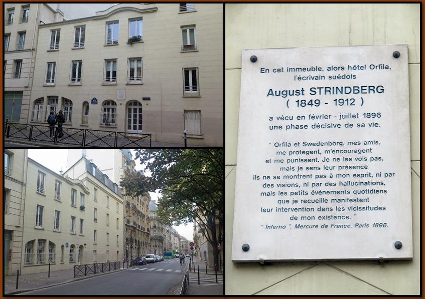 Peter's Paris: August Strindberg and Paris