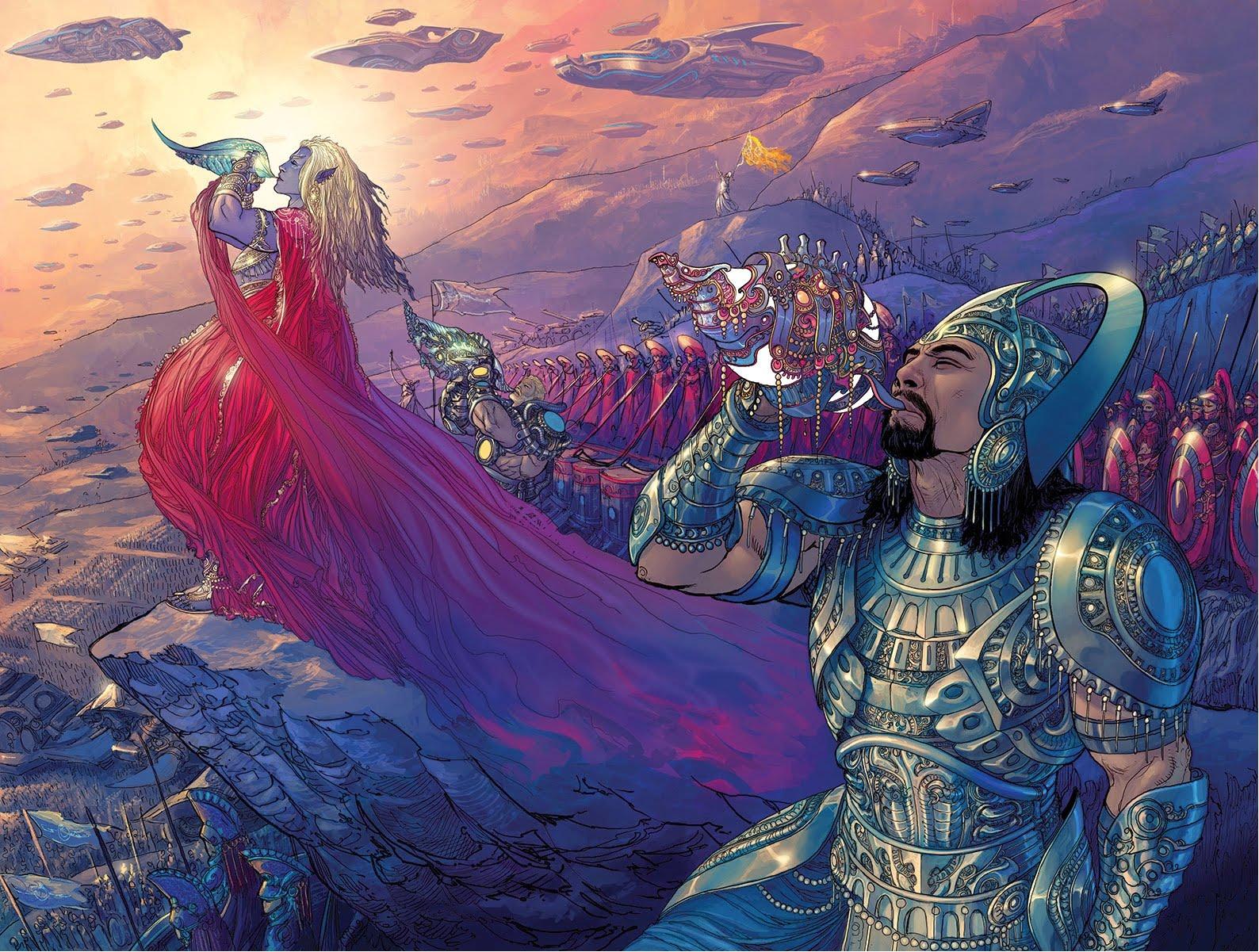 Yudhishthira's Wisdom – Four Levels | Flax Golden Tales