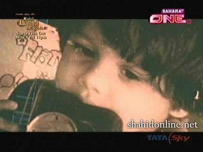 Childhood Pictures of Celebrities Actors Actress: Shahid ...