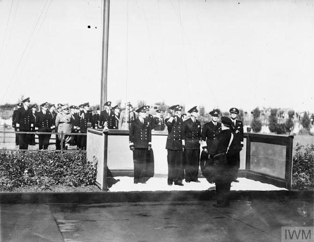 King Haakon and Crown Prince Olaf, 24 August 1941 worldwartwo.filminspector.com
