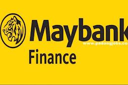 Lowongan Kerja Padang PT. Maybank Indonesia Finance April 2019