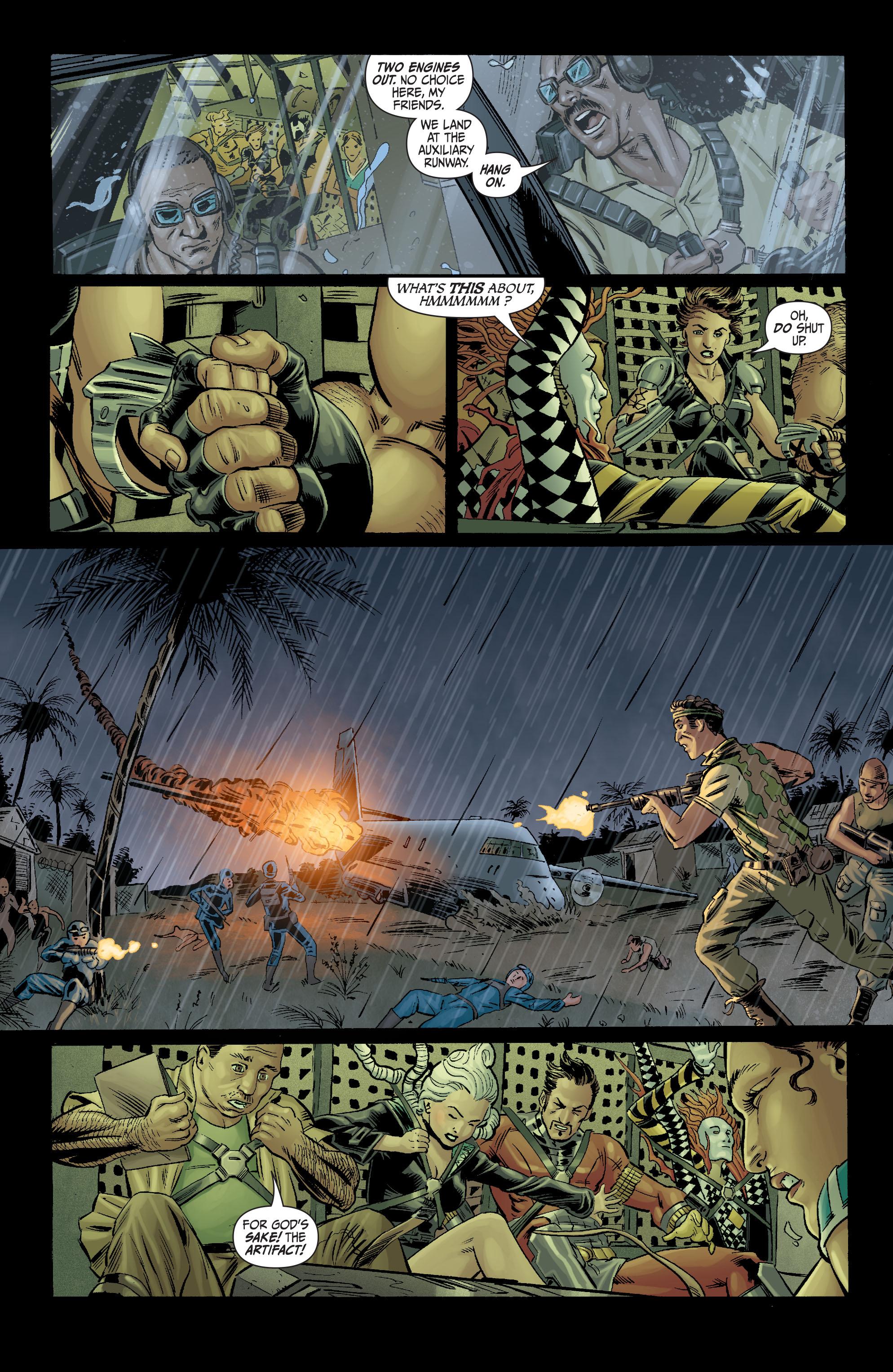 Read online Secret Six (2008) comic -  Issue #10 - 17