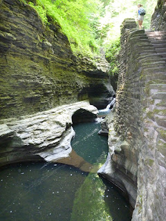 Watkins Glen State Park: Next Stop on the Great Empire Pass Tour