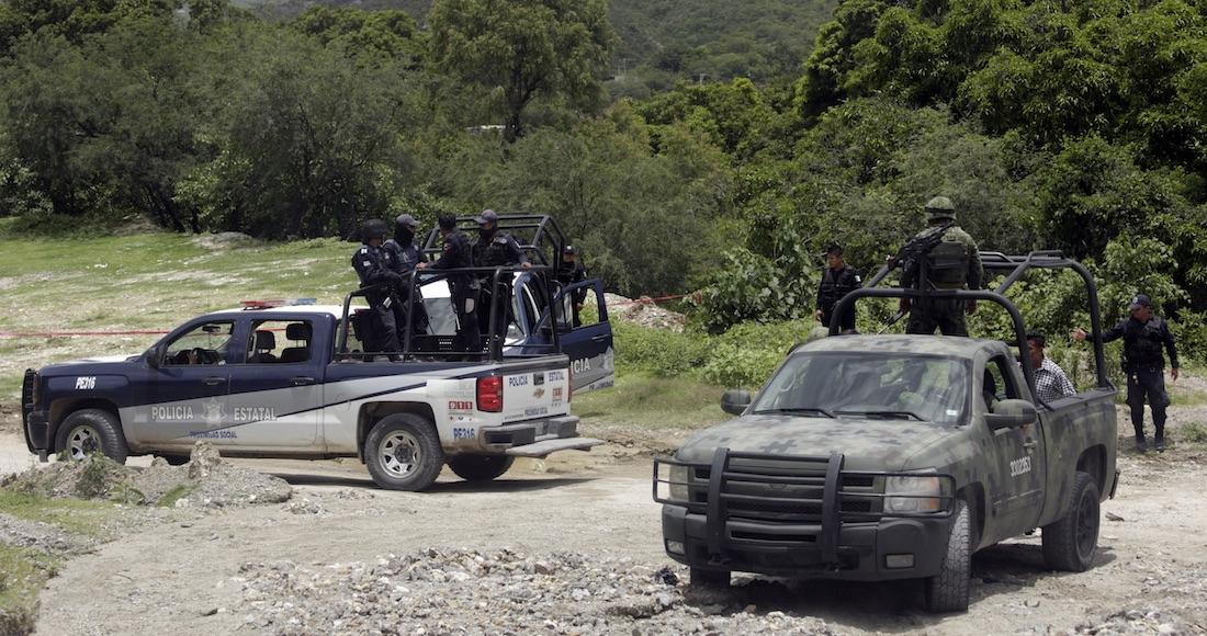 La Fiscalía de Puebla detiene a comandante de Seguridad Pública de Acatzingo acusado de secuestros