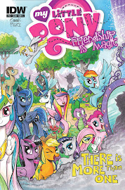 MLP Friendship is Magic #18 Comic