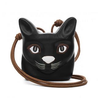 loewe cat necklace