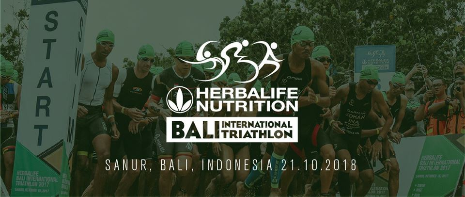 Herbalife Bali International Triathlon • 2018