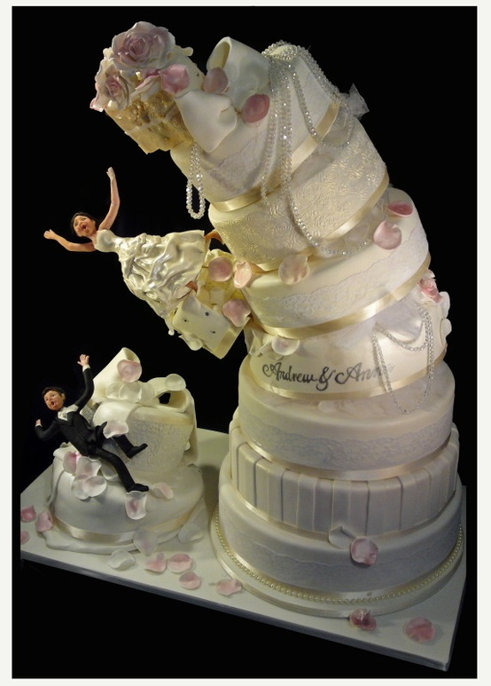 coolest wedding cakes ever forever sweethearts amazing cake 12932