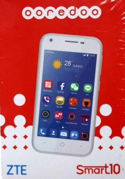 ZTE Ooredoo Smart 10 Unlock Sim ~ Thia Apple