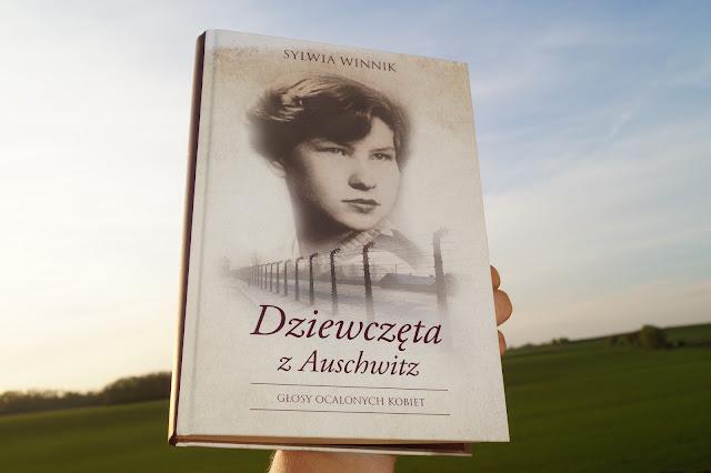 """""""Dziewczęta z Auschwitz"""" Sylwia Winnik"""
