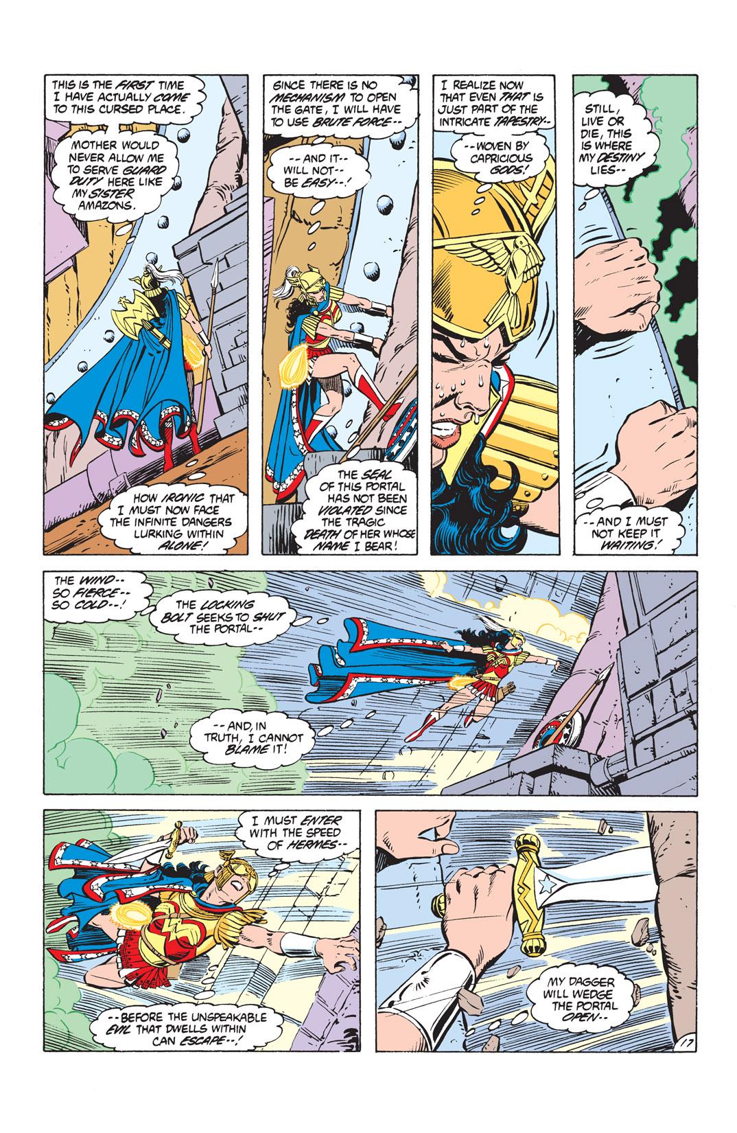 Read online Wonder Woman (1987) comic -  Issue #10 - 19