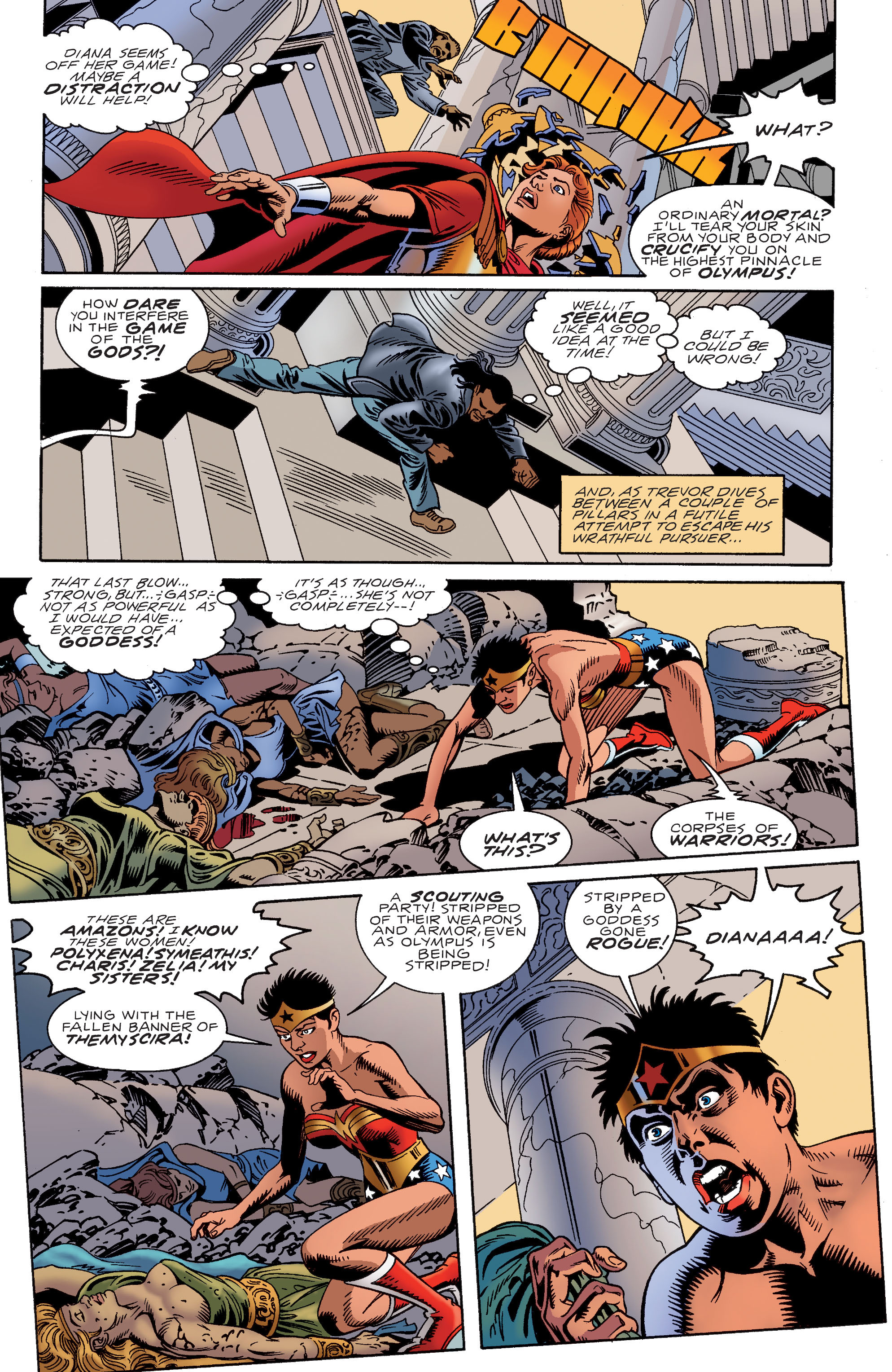 Read online Wonder Woman (1987) comic -  Issue #192 - 18
