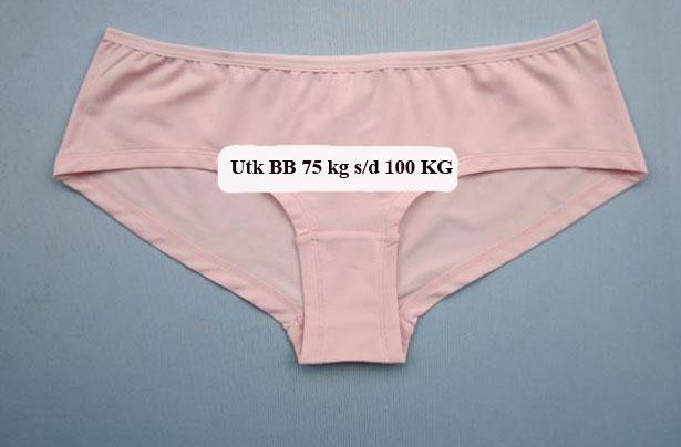 Celana Dalam Wanita Ukuran Besar Gemuk CD1