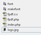 All Of Requirement: Membuat Report Kop Surat PHP dengan FPDF