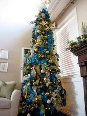 Dekorasi Pohon Natal 2015