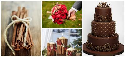 matrimonio cioccolato e cannella